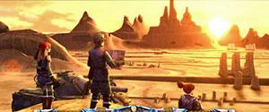 戦場のヴァルキュリア ステージ バリアス砂漠