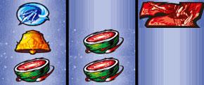 聖闘士星矢4 スイカ