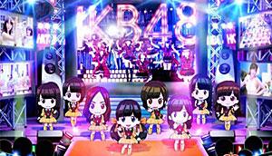 AKB48勝利 シアターステージ