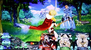 ミリオンアーサー 剣術の城