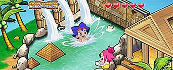 伝説の秘湯