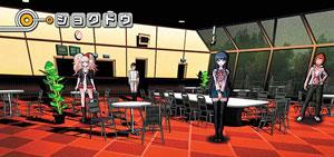 ダンガンロンパ ステージ 食堂