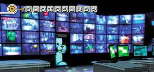ダンガンロンパ ステージ 情報処理室