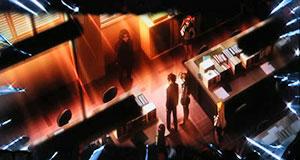 ハイスクールオブザデッド ステージ 職員室