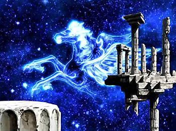 天馬の星座